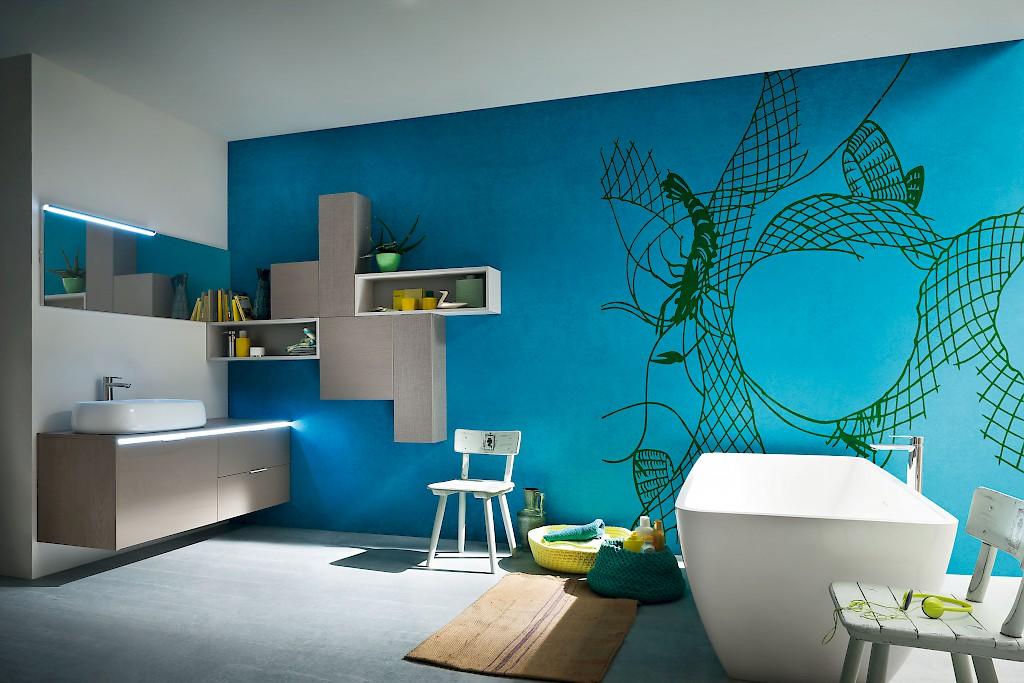 Meuble salle de bains B201